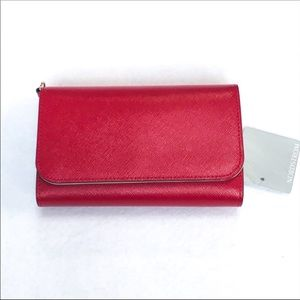 9289e53ed02 Nordstrom Bags - NWT Nordstrom Tri-Fold Wallet
